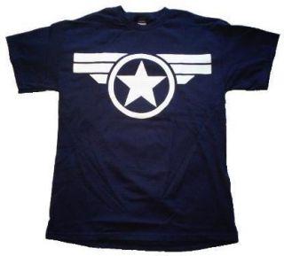 CAPTAIN AMERICA SUPER SOLDIER STEVE ROGERS tee t shirt S M L XL 2XL
