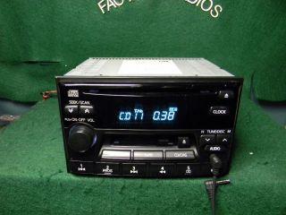 01 Nissan Maxima Infiniti I30 BOSE CD Tape Radio  Ipod AuX SAT
