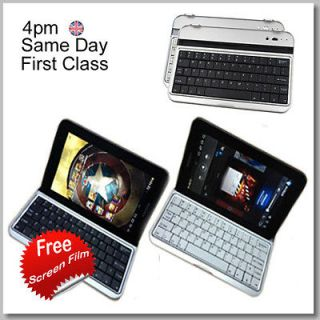 Wireless Keyboard Case Stand For Samsung Galaxy Tab 2 7.0 P3100 P3110