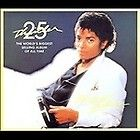 CD + DVD Set Thriller Jackson Michael Sealed New
