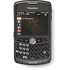 sprint blackberry curve 8330 black in Cell Phones & Accessories