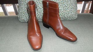 EQUESTRIAN Horse Riding Boots  TALBOTS  Leather Womens 5 1/2 Med