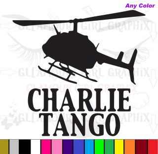 Charlie Tango Laters, Baby 50 Shades of Grey Car Wall Window Sticker