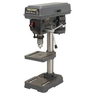 Central Machinery 1/2 5 Speed Bench Drill Press   NIB