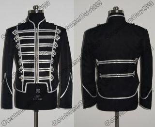 My Chemical Romance Military Parade Jacket Black