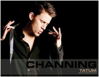 New Channing Tatum 11x8.5 Wall Calendar (2013)
