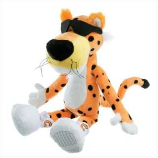 CHESTER CHEETAH DOLL PLUSH TOY COOL CAT COLLECTOR STUFFED ANIMAL Kids
