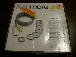 Kenmore10477 Natural Gas Conversion Kit for LP Gas Grills New