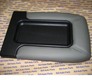 Chevy GMC Silverado Sierra Tahoe Center Console Lid Kit NEW 01 07 (D2