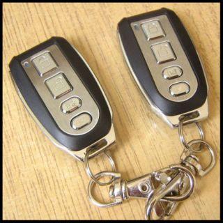 Remote Central Locking Kit Keyless Entry CITROEN AX ZX BX