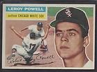 1956 Topps Chicago WHITE SOX Lot 4 Keegan Powell Pollet Consuegra