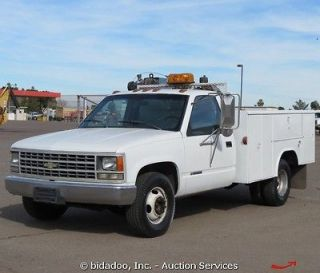 Newly listed Chevrolet 3500 Utility Service Truck 5.7L V8 A/T Welder