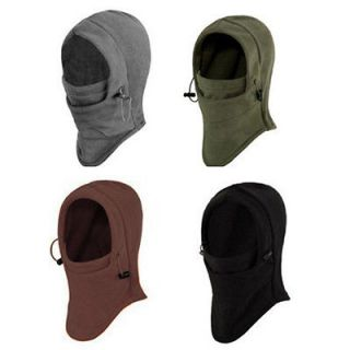 in 1 Balaclava Hood Police Bike Wind Stopper Face Swat Ski Mask