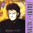 Jeremy Dalton CD Language of Love 1991 Home Sweet Home Records