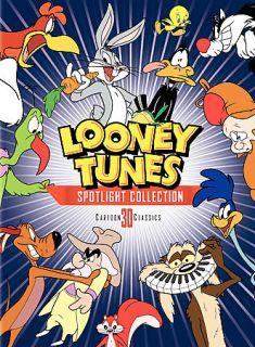 LOONEY TUNES VOLUME 6 SPOTLIGHT BUGS BUNNY DAFFY DUCK PORKY PIG