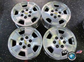 Chevy Tahoe 1500 Silverado Factory 17 Wheels OEM Rims Avalanche 5299