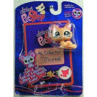 Littlest Pet Shop LPS My Collector Journal Kitty Kitten Cat Sticker
