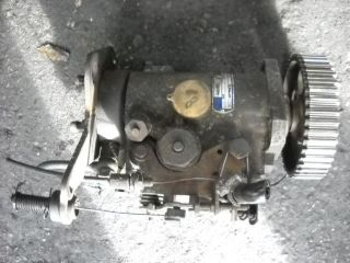 Peugeot 205 1.8 diesel 3dr fuel injector injection pump Lucas 047