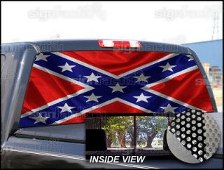 rebel flag truck accessories