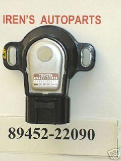 LEXUS TOYOTA TPS THROTTLE POSITION SENSOR 89452 22090