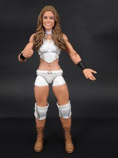 wwe divas action figures in Toys & Hobbies