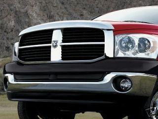 NEW Dodge Ram 06 10 front air deflector OEM 82209901AB