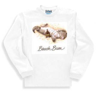 SWEATSHIRT sweat shirt beach bum cat