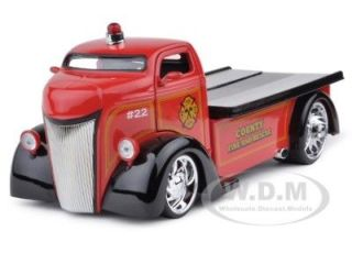 1947 FORD COE FIRE DEPARTMENT TOW TRUCK 1/24