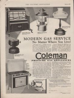 Newly listed A  1930 COLEMAN LAMP STOVE LANTERN HEATER APPLIANCE IRON