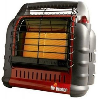 Mr Heater California Approved Portable Propane Heater Camp Hike Warm