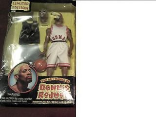 Newly listed Dennis Rodman Bad As I Wanna Be Figure (New in Box) Worm