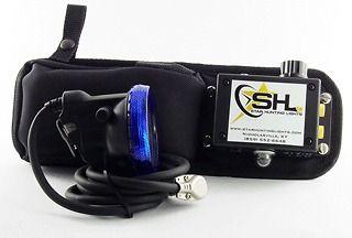 Rechargable 21 Volt Coon Hunting Belt Light + Smart Charger NEW!