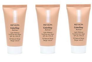 REVLON COLORSTAY ACTIVE FOUNDATION MAKEUP 02 BUFF ~ NEW & SEALED