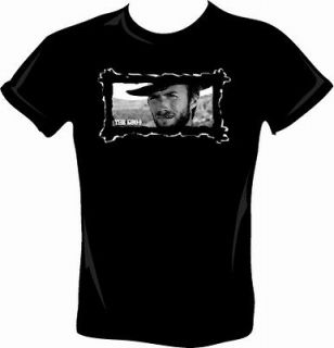 bad and the ugly shirt t shirt movie classic western Clint Eastwood