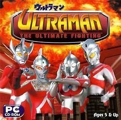 UltraMan The Ultimate Fighting Brand New PC Game Win 7