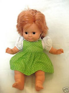 COLLECTIBLE 1989 IDEAL 17 INCH BABY CRISSY DOLL