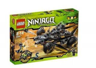 LEGO NINJAGO 9444 COLES TREAD ASSULT W/ COLE ZX & SKALES   factory