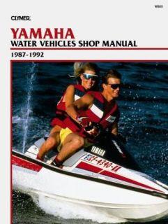 CLYMER SERVICE MANUAL W805 YAMAHA WRA650 WR650 WRB650