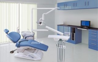 Computer Controlled Dental Unit Chair FDA CE Approved A1 Model Real