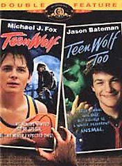 Teen Wolf / Teen Wolf Too Double Feature DVD 2 Two Michael J Fox
