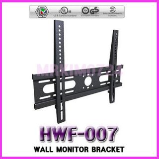 LCD SLIM PLASMA WALL MOUNT BRACKET 15 17 19 22 24 26 27 32 40 42 inch