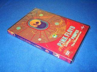 PINK FLOYD Live At Pompeii DVD Concert