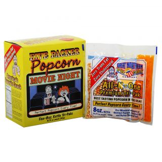 Ounce Popcorn Portion Packs Great Northern Popcorn Five Packer of