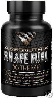 Absonutrix shape fuel green coffee bean extract African mango ketone