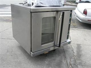 Duke Convection Oven Gas Model 613 Full Size 2 Speed Used Good