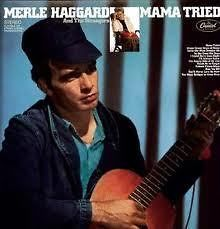 Merle Haggard MAMA TRIED Capitol Records Limited Edition NEW SEALED