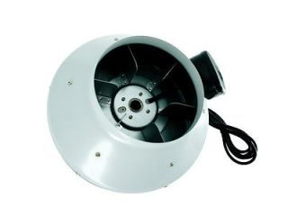 inch INLINE DUCT FAN blower HIGH CFM cool vent exhaust