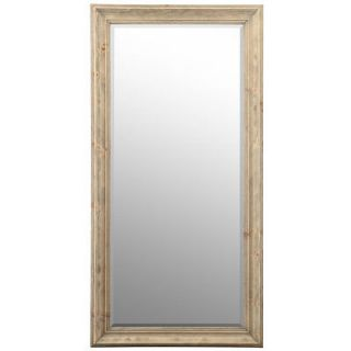 Baker Full Length Wall Mirror, from Brookstone