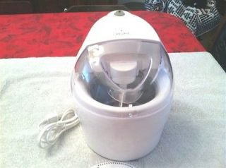 electric ice cream makers