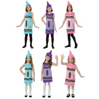Child Girls Artist Art Crayola Crayons Color Purple Pink Blue Cute